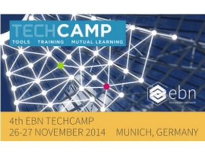 EBN TECH CAMP- 26 y 27 noviembre en Munich (Alemania)