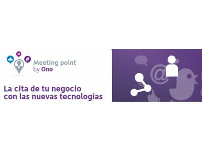 Encuentro  Meeting Point by Ono en BIC Euronova - Innovación, Inteligencia Cloud y Gestión de Clientes B2B