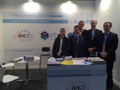 ANCES and EBN, the innovation networks that gather the BICs, meet at TRANSFIERE