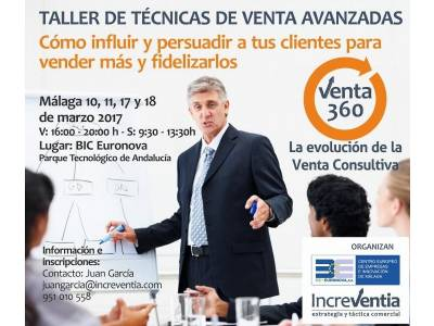 Advanced Selling Techniques Workshop