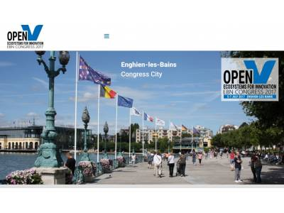 OPEN ECOSYSTEMS FOR INNOVATION – EBN Congress 2017