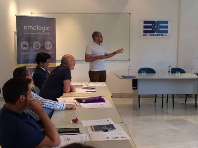 Entrepreneurs from Málaga know the keys to the marketing of products in the UE.