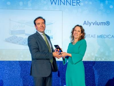 ALYVIUM® WINS THE BEST DIETARY SUPPLEMENT PRIZE OF THE YEAR